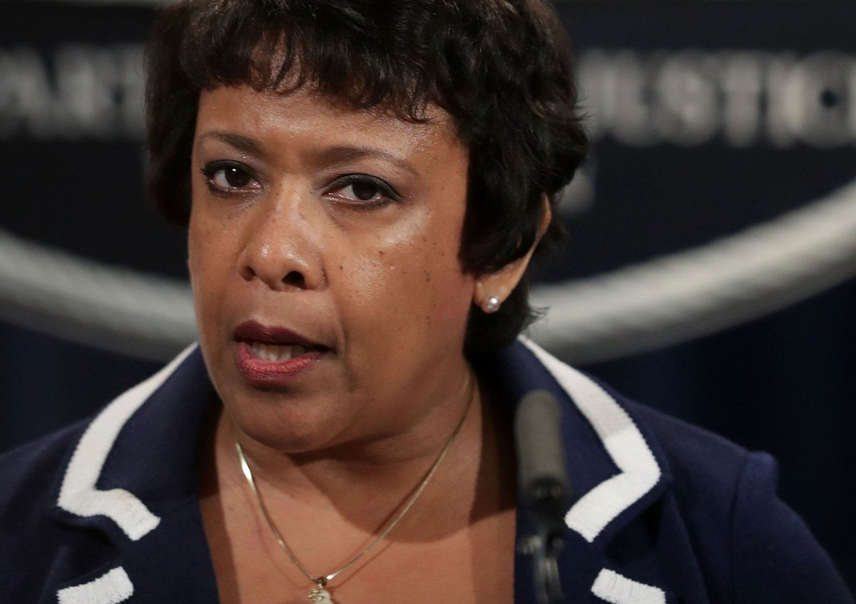 Loretta Lynch's Mind Blowing Attack On America Left Many Outraged