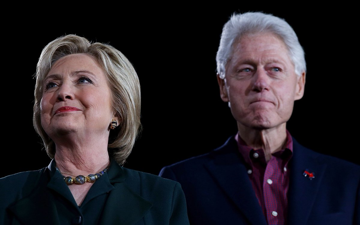The Clintons Got Caught Running A Major Scam