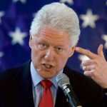 All Hell Broke Loose After This Skeleton From Bill Clinton's Closet Surfaced